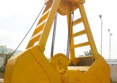 mechanical cg for dredging